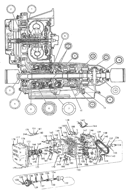 transmission diagram